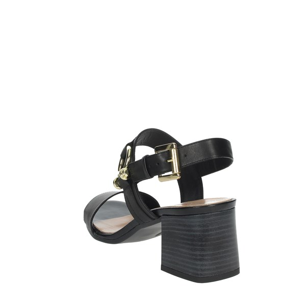 Repo Shoes Sandal Black 32606