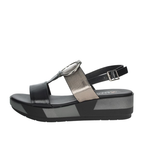 Repo Shoes Sandal Black 11278