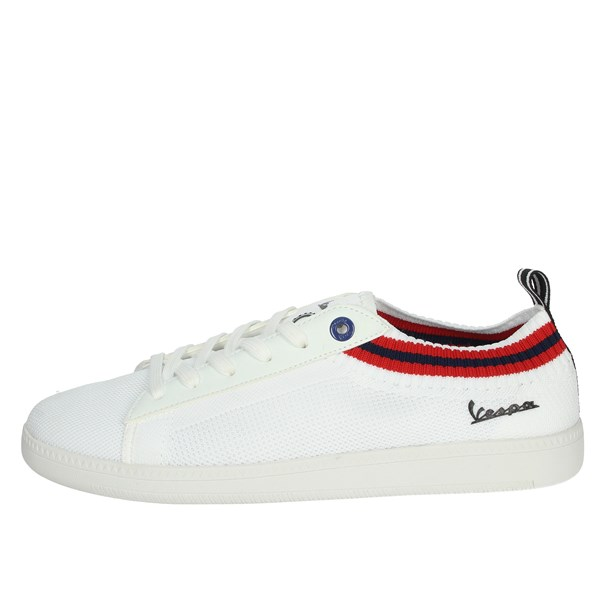 Vespa Shoes Sneakers White V00011-500-10