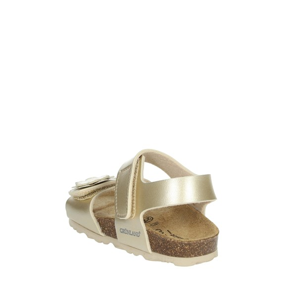 Grunland Shoes Sandal Platinum  SB1250-40