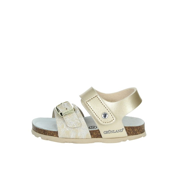 Grunland Shoes Sandal Platinum  SB1531-40