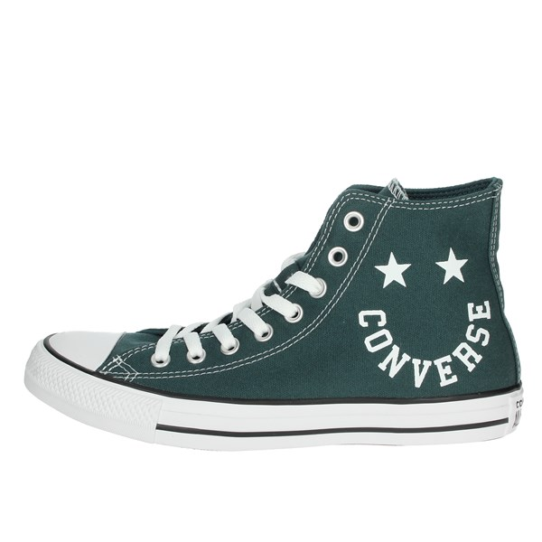 Converse Shoes Sneakers Dark Green 167068C