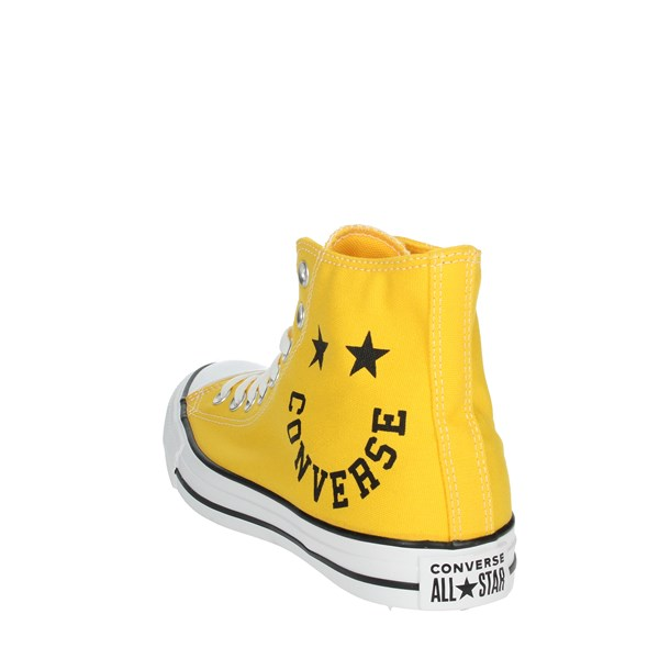 Converse Shoes Sneakers Yellow 167070C