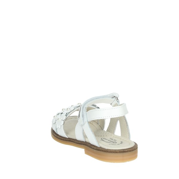 Balducci Shoes Sandal White GULLIT1680