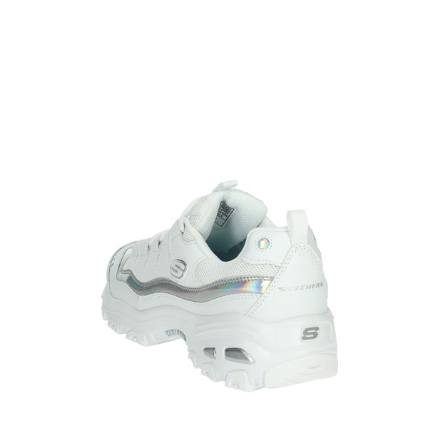 Skechers Shoes Sneakers White/Silver 13160