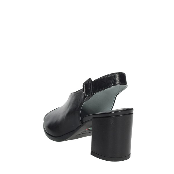 Nero Giardini Shoes Sandals Black E012271D