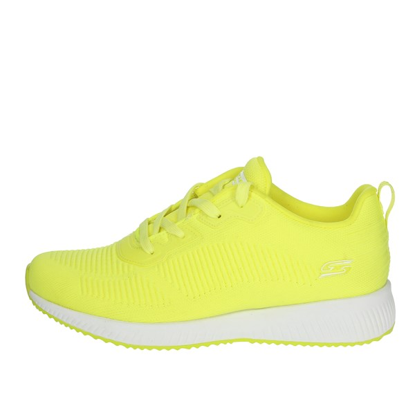 Skechers Shoes Sneakers Yellow-Fluo 33162