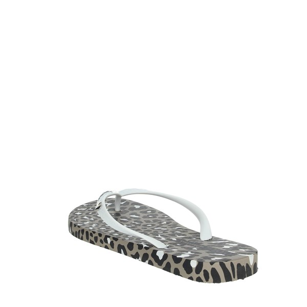 Ipanema Shoes Flip Flops White/Grey 82594