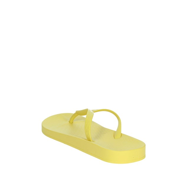 Ipanema Shoes Flip Flops Yellow 82591