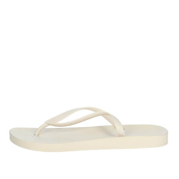 Ipanema Shoes Flip Flops Beige 82591
