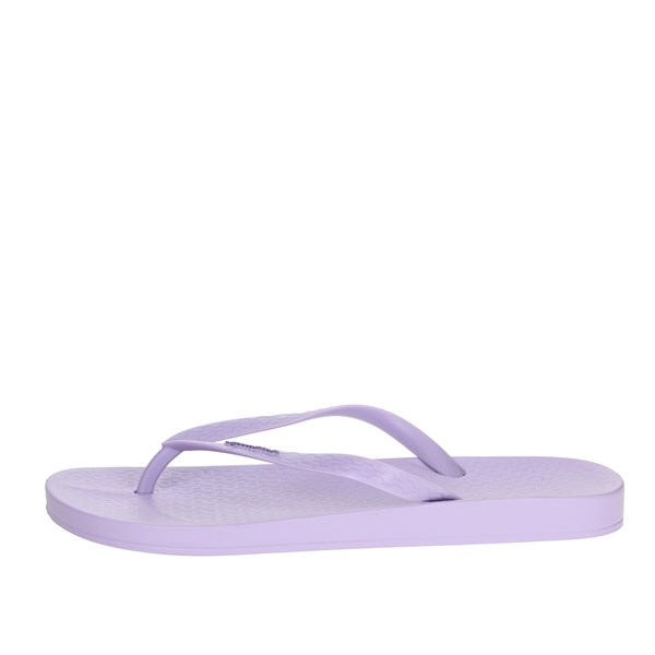 Ipanema Shoes Flip Flops Lilac 82591