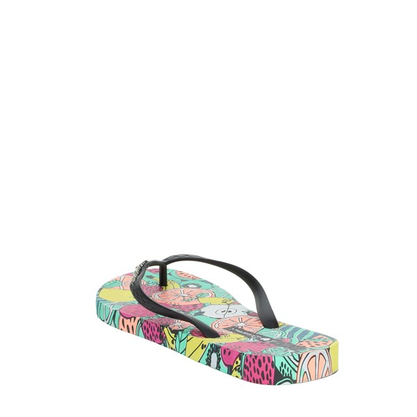 Ipanema Shoes Flip Flops Black 82684