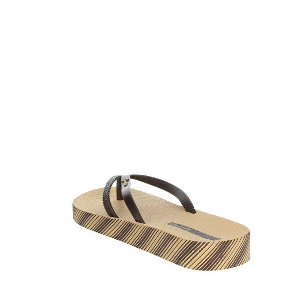 Ipanema Shoes Flip Flops Brown 82524
