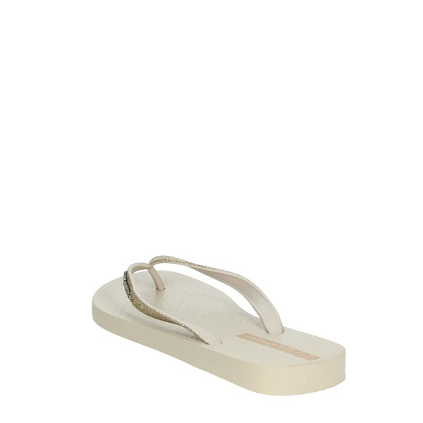 Ipanema Shoes Flip Flops Beige 81739