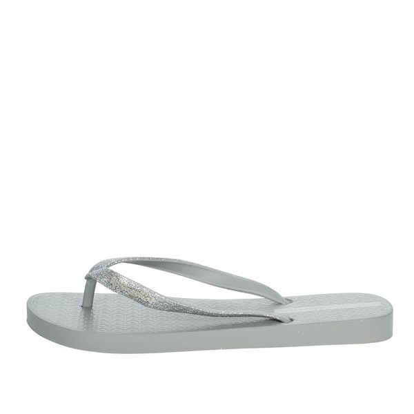 Ipanema Shoes Flip Flops Grey 81739