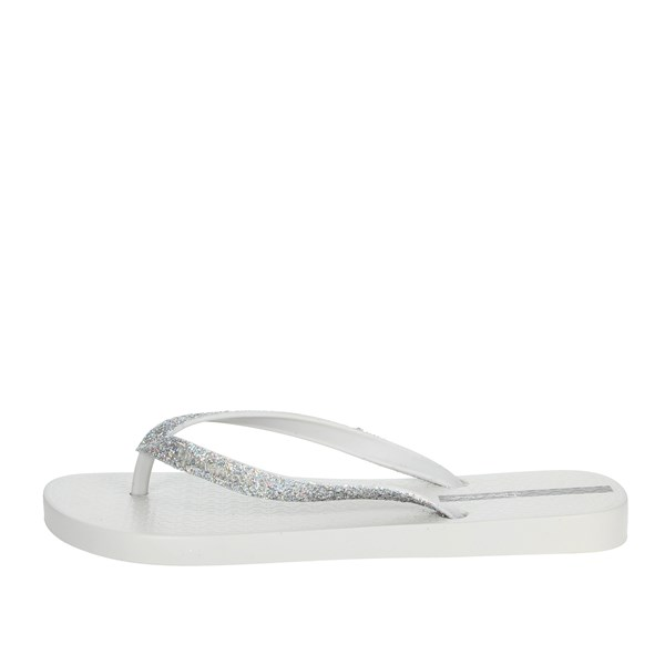 Ipanema Shoes Flip Flops Ice grey 81739