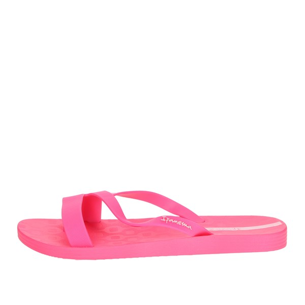 Ipanema Shoes Flip Flops Fuchsia 26263
