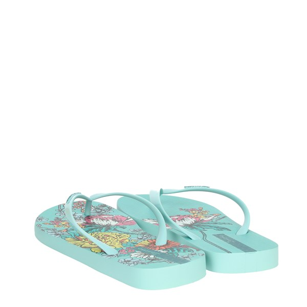 Ipanema Shoes Flip Flops Aqua 82661