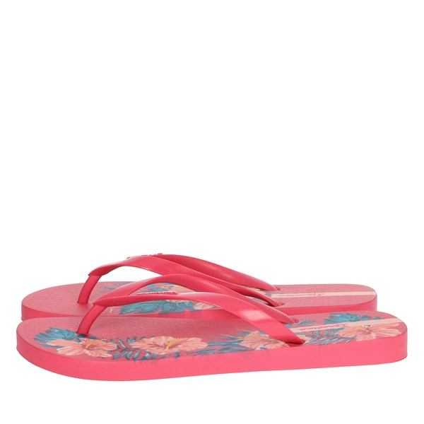 Ipanema Shoes Flip Flops Fuchsia 82661