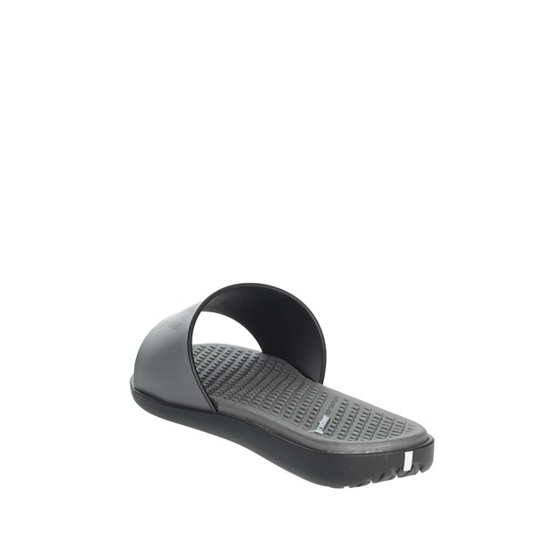 Rider Shoes Clogs Black/Grey 82611