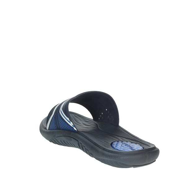 Rider Shoes Clogs Blue 82497