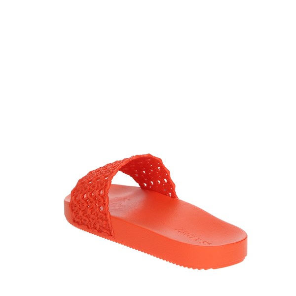 Zaxy Shoes Clogs Red 17699