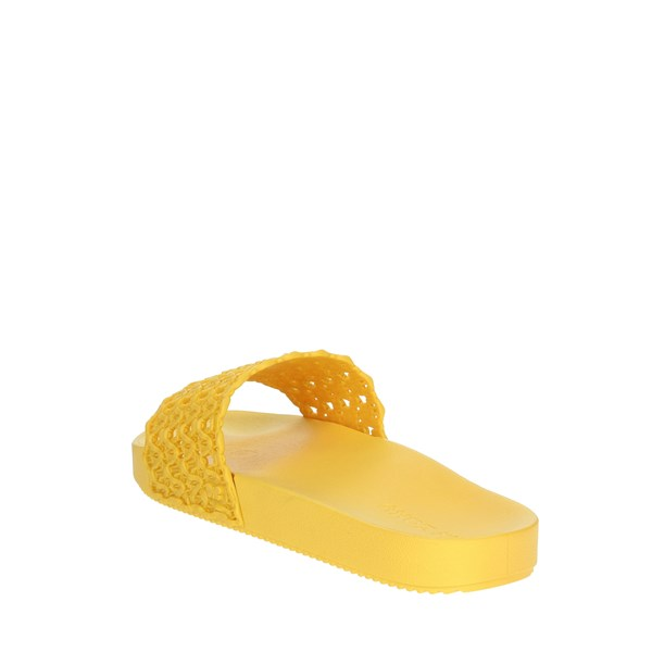 Zaxy Shoes Clogs Yellow 17699