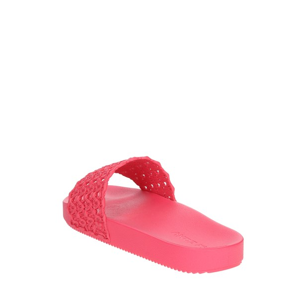 Zaxy Shoes Clogs Fuchsia 17699
