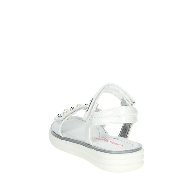 Laura Biagiotti Dolls Shoes Sandal Pearl 63802
