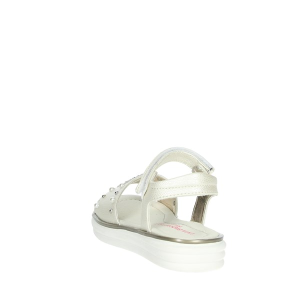 Laura Biagiotti Dolls Shoes Sandal Ivory 63812