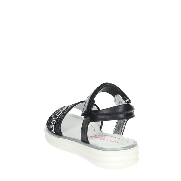 Laura Biagiotti Dolls Shoes Sandal Black 6384