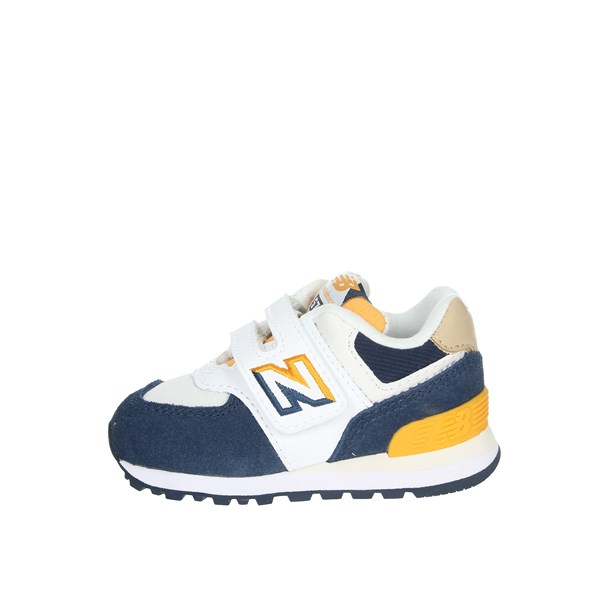 New Balance Shoes Sneakers Blue/White IV574SUR