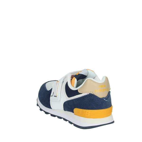 New Balance Shoes Sneakers Blue/White YV574SUR
