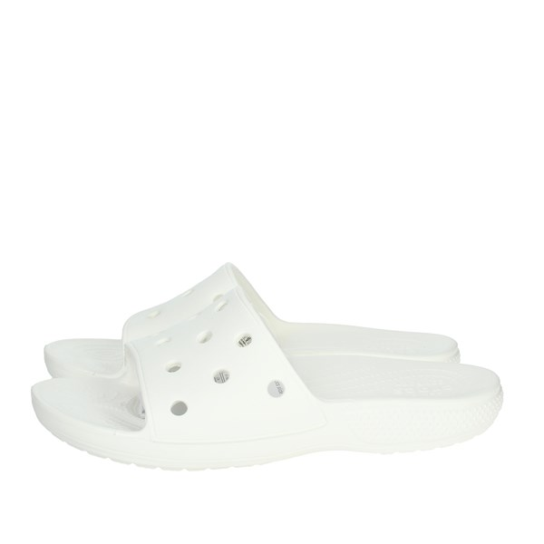 Crocs Shoes Clogs White 206121