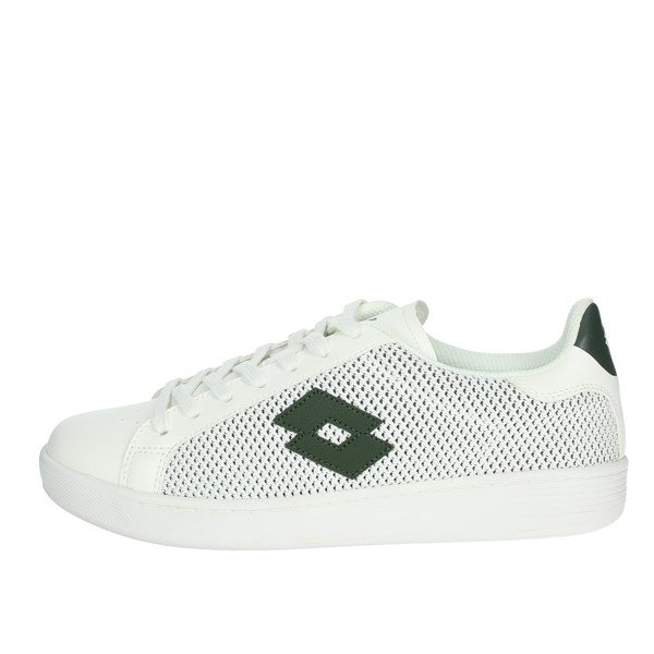 Lotto Shoes Sneakers White/Green 213543