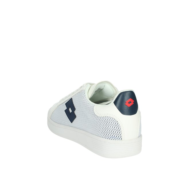 Lotto Shoes Sneakers White/Blue 213543