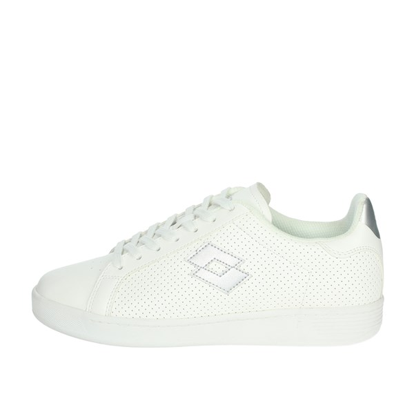Lotto Shoes Sneakers White/Silver 214068