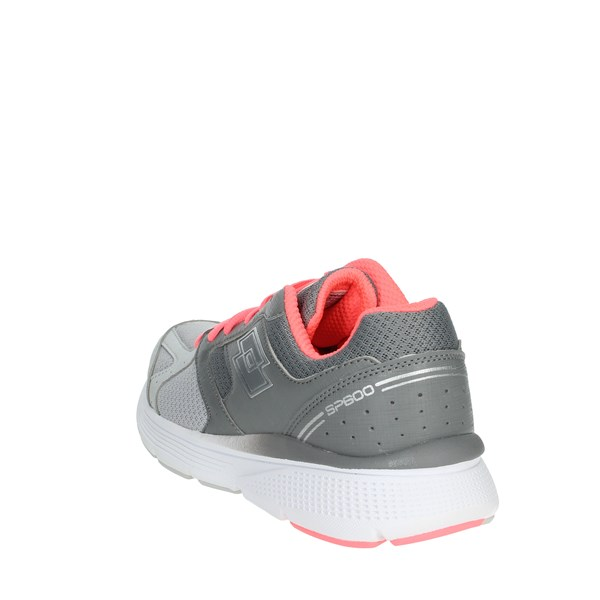 Lotto Shoes Sneakers Grey 213592