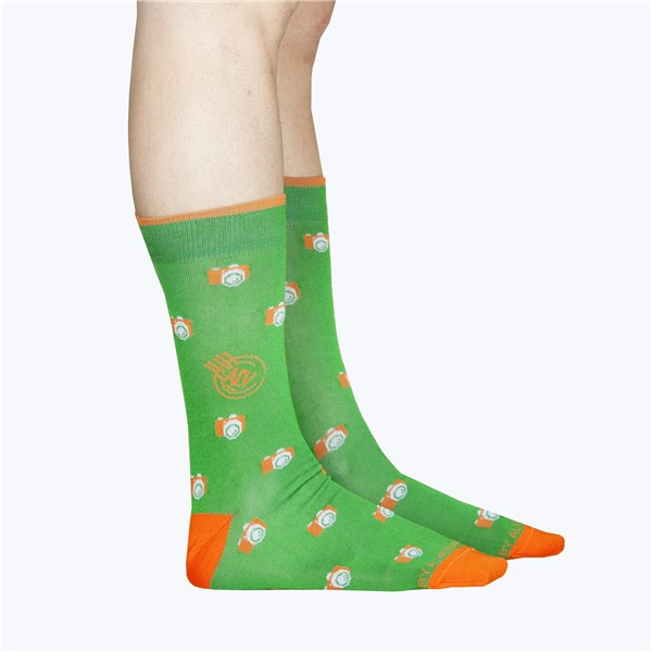 Alv By Alviero Martini Accessories Socks Green ALV4106
