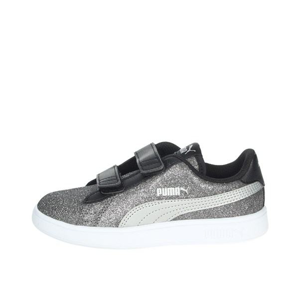 Puma Shoes Sneakers Black/Silver 367378