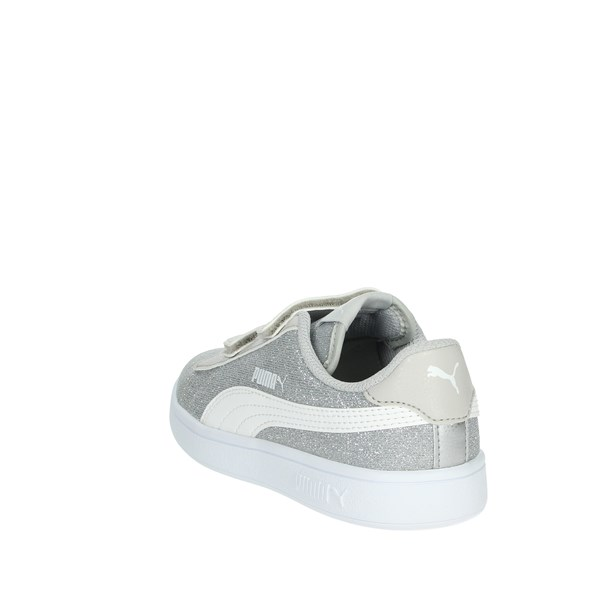 Puma Shoes Sneakers Silver 367378