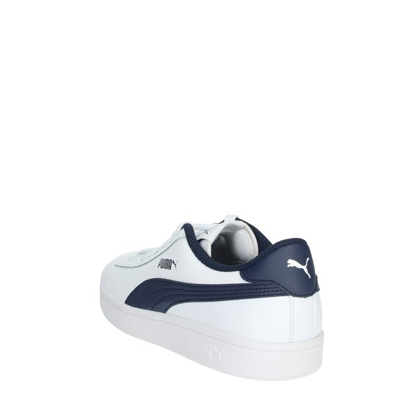 Puma Shoes Sneakers White/Blue 365170