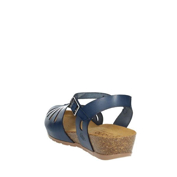 Yokono Shoes Sandals Blue CAPRI-071
