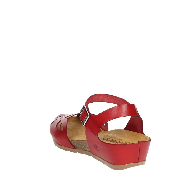 Yokono Shoes Sandals Red CAPRI-003