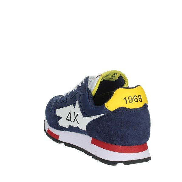 Sun68 Shoes Sneakers Blue Z30102