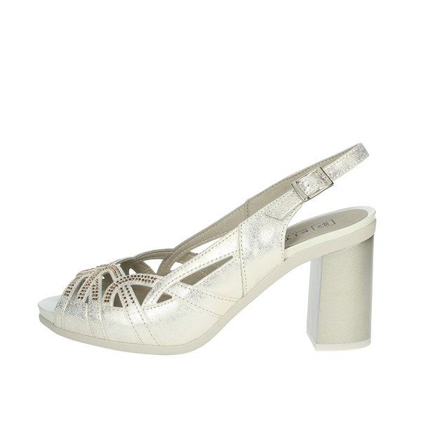 Pitillos Shoes Sandals Platinum  6161