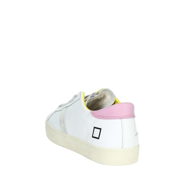 D.a.t.e. Shoes Sneakers White C8