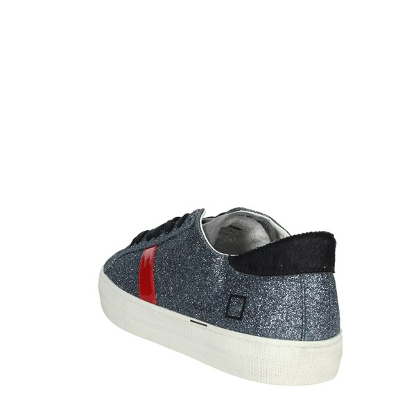 D.a.t.e. Shoes Sneakers Blue C16