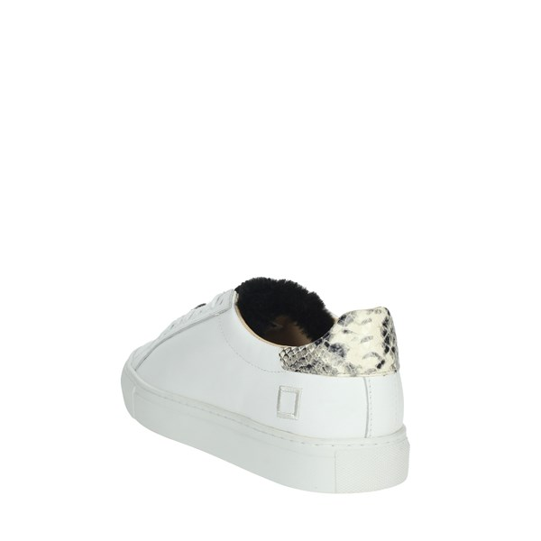 D.a.t.e. Shoes Sneakers White NEWMAN