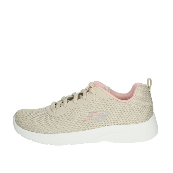 Skechers Shoes Sneakers Beige 12966